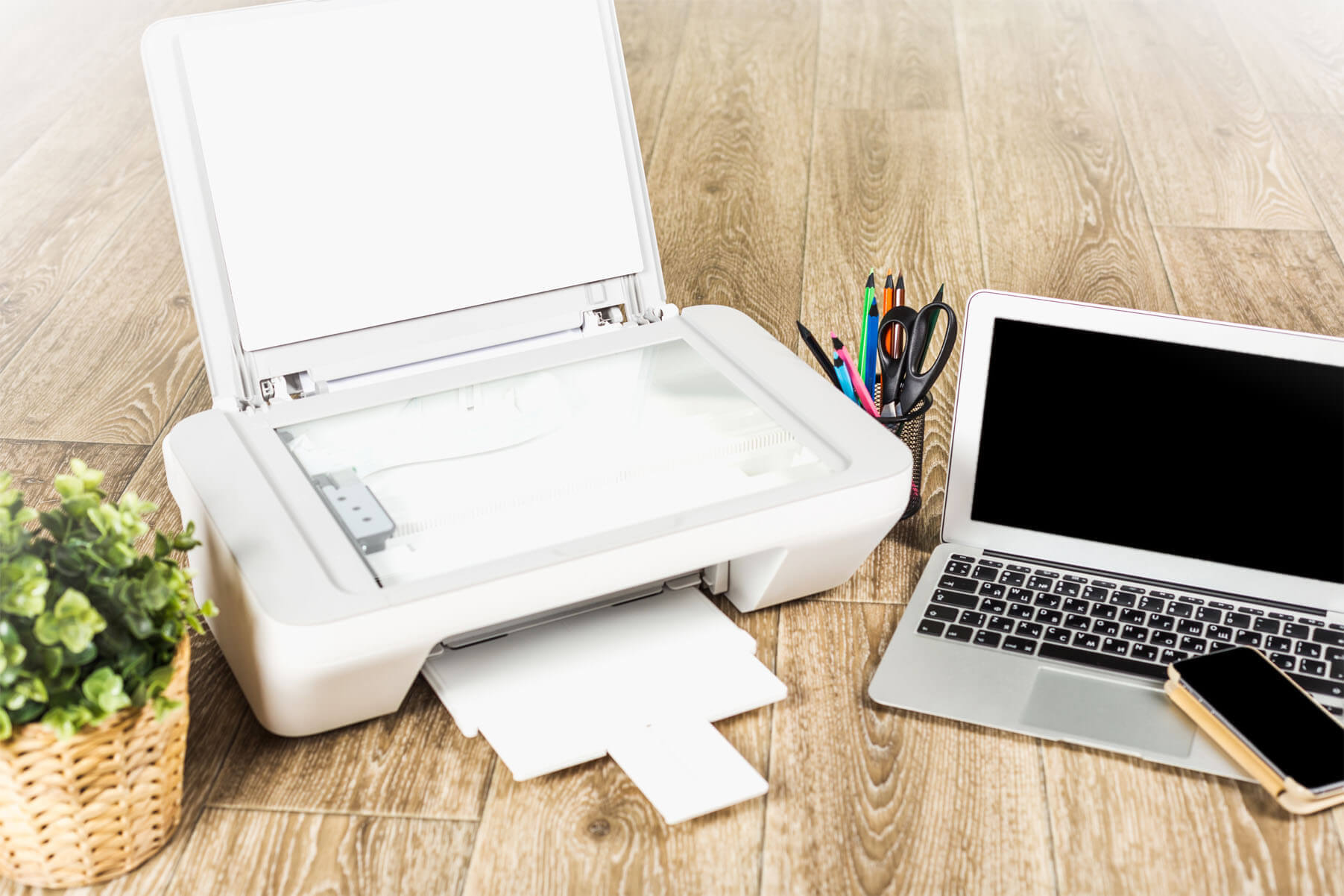 Businesses Still Want Desktops and Printers